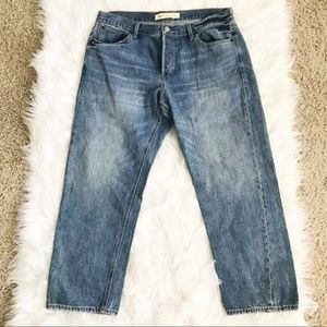 Gap Vintage Straight High Waisted Mom Jeans